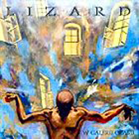 Lizard - W Galerii Czasu CD (album) cover