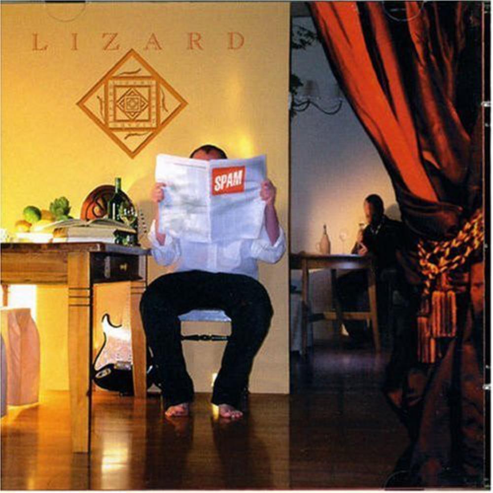 Spam by LIZARD album cover