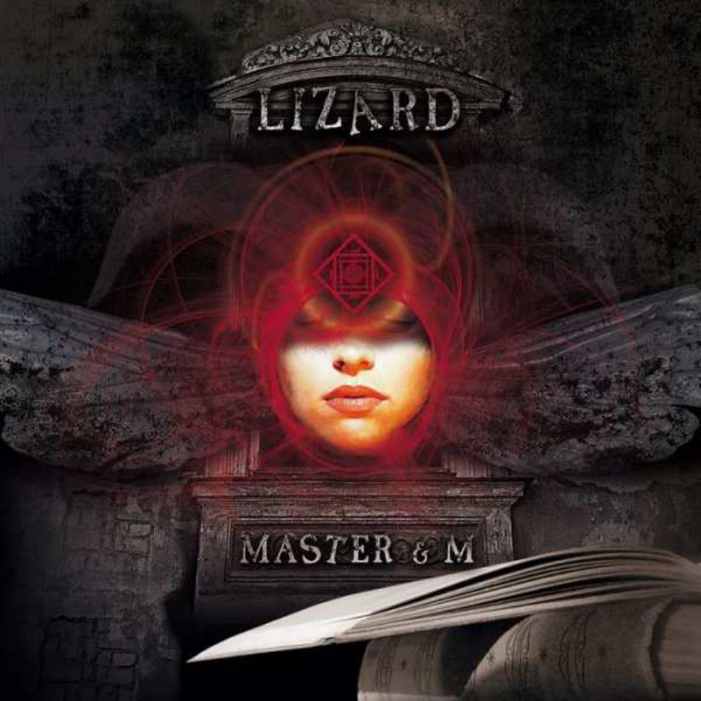 Lizard - Master & M CD (album) cover