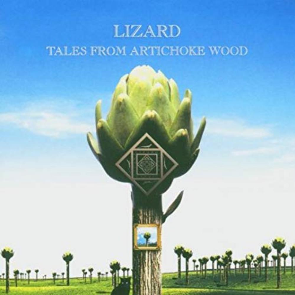 Lizard - Tales From The Artichoke Wood CD (album) cover