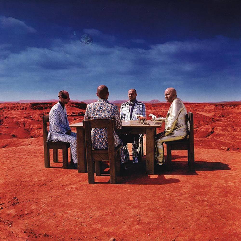 Black Holes And Revelations by MUSE album cover