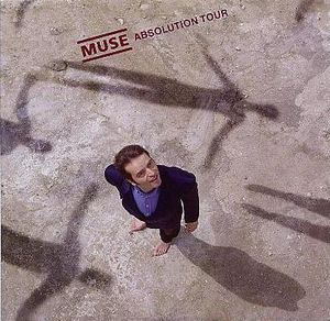 Muse Absolution Tour album cover