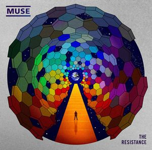 Muse - The Resistance CD (album) cover