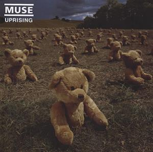 Muse Uprising album cover