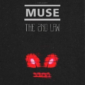 Muse The 2nd Law: Unsustainable album cover