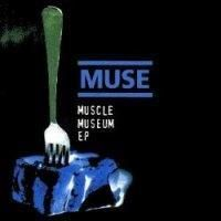 Muse - Muscle Museum CD (album) cover