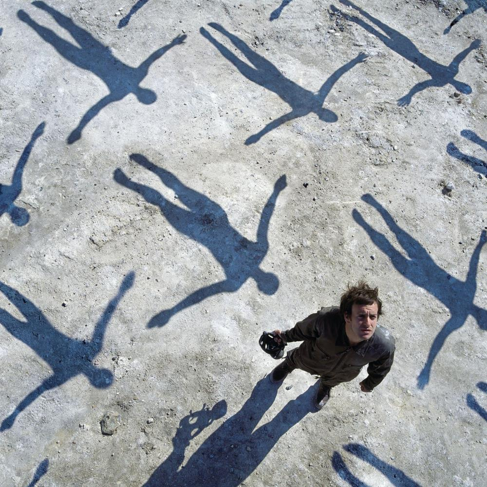 Muse - Absolution CD (album) cover