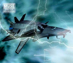 Muse Sing for Absolution album cover