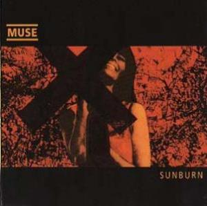 Muse - Sunburn CD (album) cover