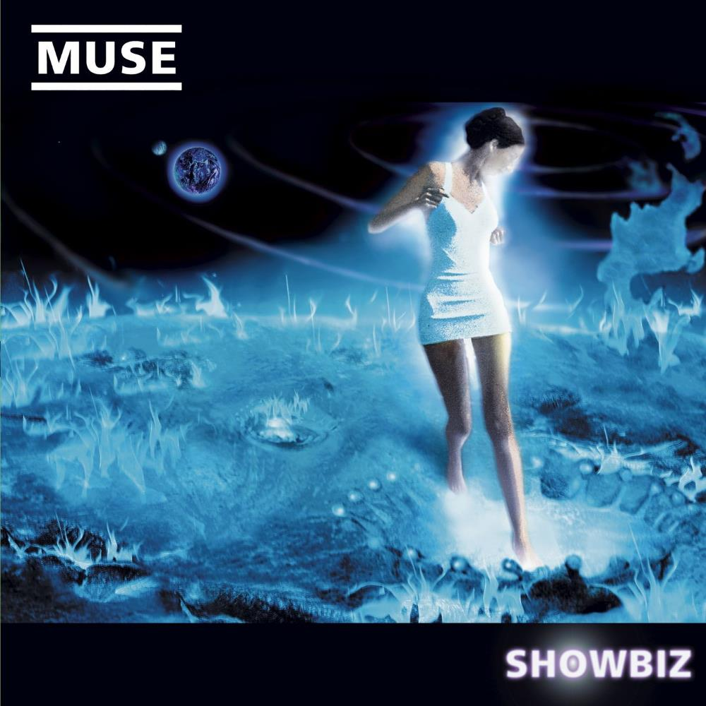 Showbiz by MUSE album cover