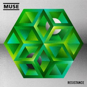 Muse - Resistance CD (album) cover