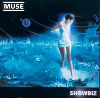 Muse - Showbiz CD (album) cover