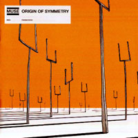 Muse Origin Of Symmetry album cover