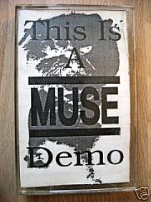 Muse - This Is A Muse Demo CD (album) cover