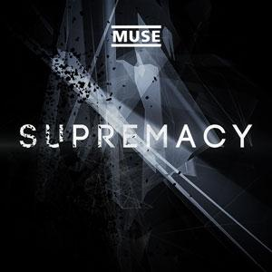 Muse - Supremacy CD (album) cover