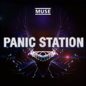 Muse Panic Station album cover