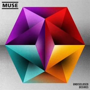 Muse Undisclosed Desires album cover
