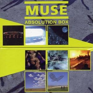 Muse - Absolution Box CD (album) cover