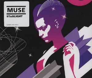 Muse Starlight album cover