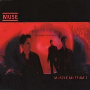 Muse Muscle Museum album cover