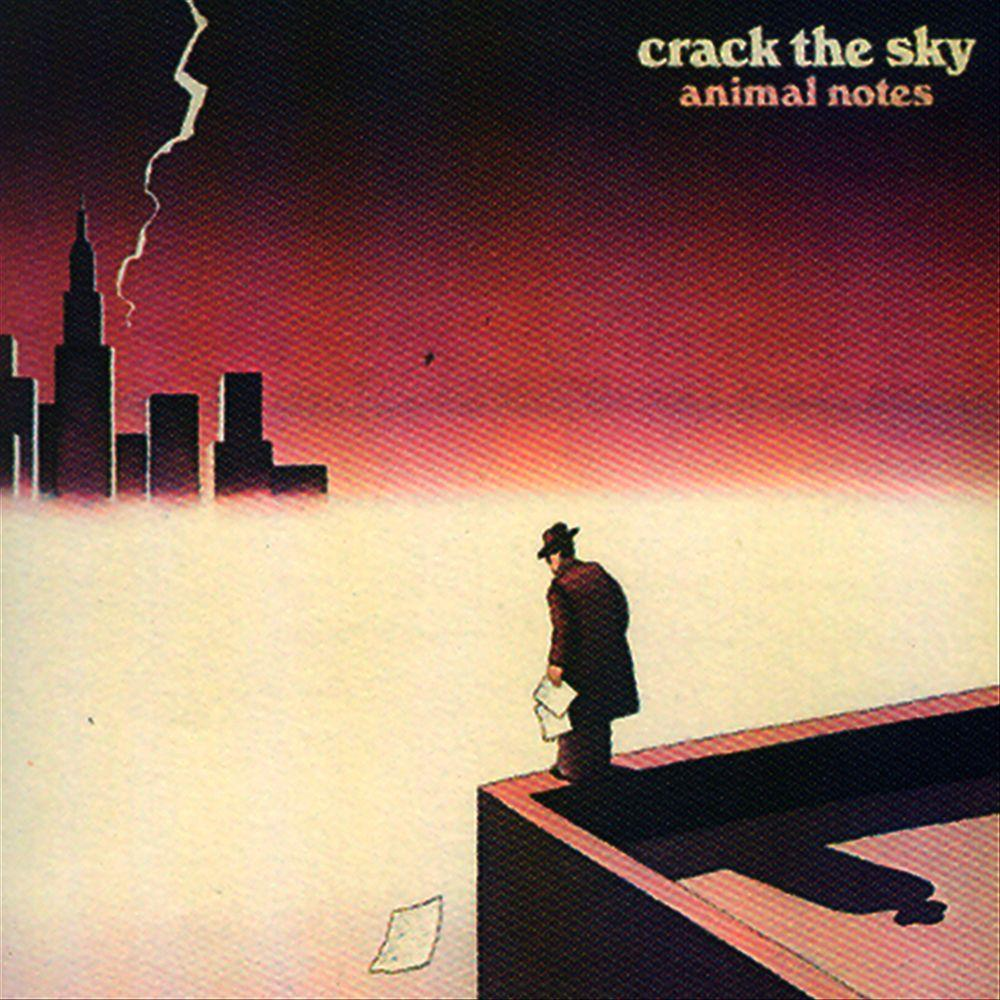 Crack The Sky Animal Notes album cover