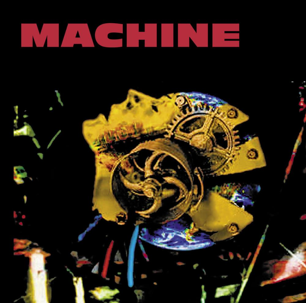 Crack The Sky - Machine CD (album) cover