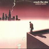 Crack The Sky - Animal Notes CD (album) cover