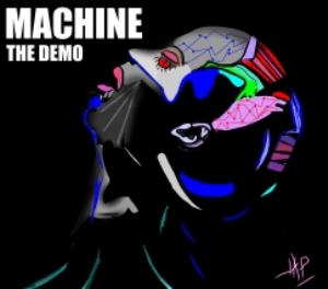 Crack The Sky - Machine - The Demo CD (album) cover