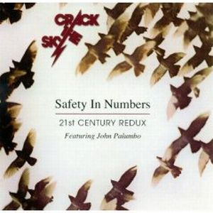 Crack The Sky - Safety In Numbers - 21st Century Redux CD (album) cover