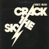 Crack The Sky - White Music CD (album) cover