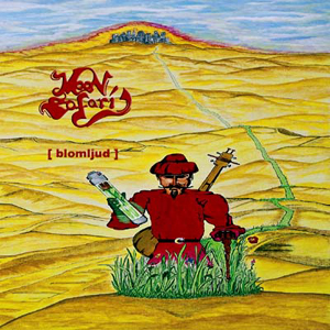 [Blomljud] by MOON SAFARI album cover