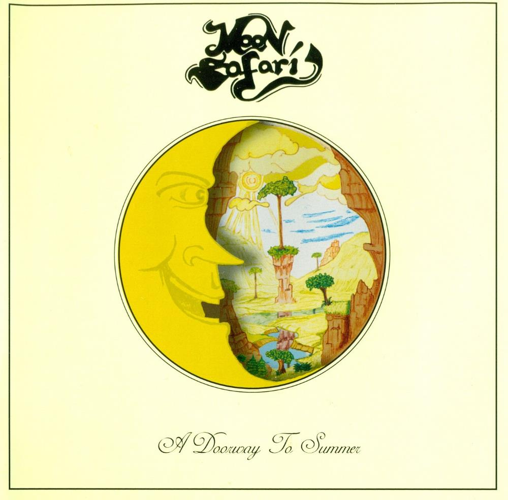 Moon Safari - A Doorway To Summer CD (album) cover