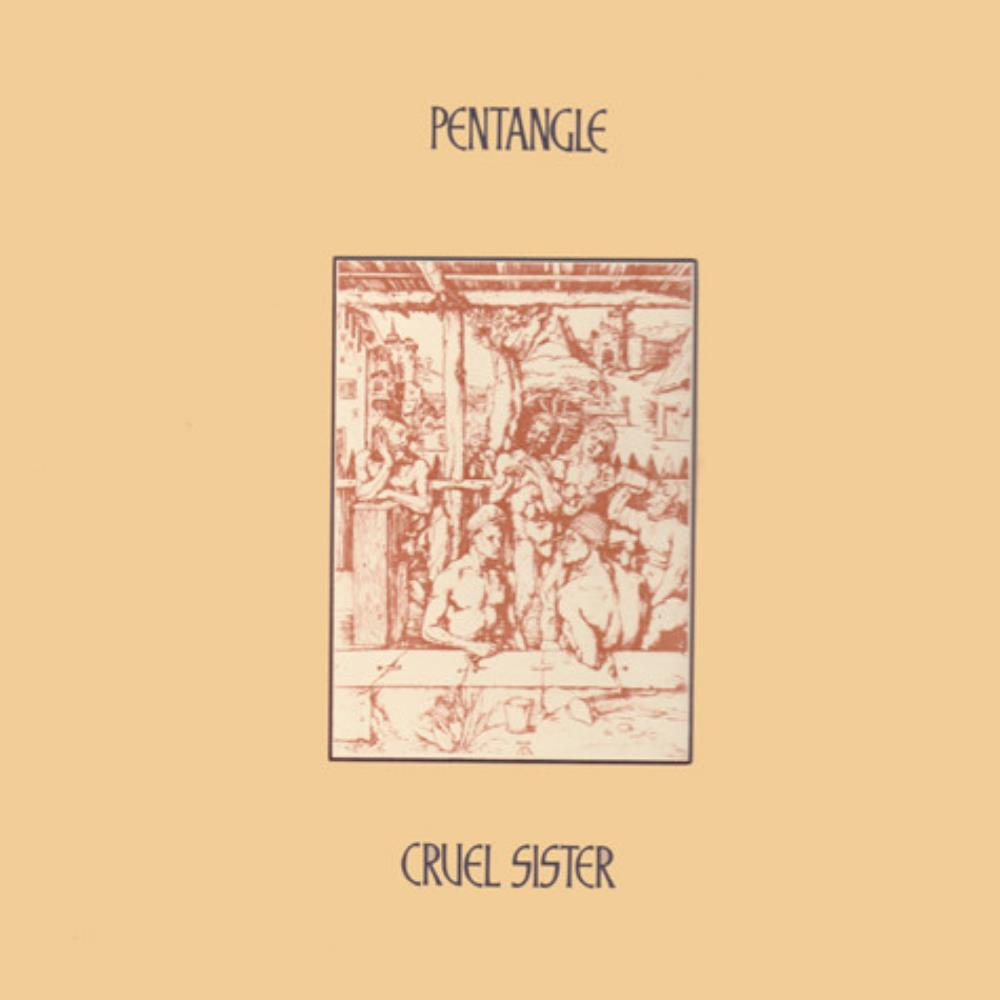 Cruel Sister by PENTANGLE, THE album cover