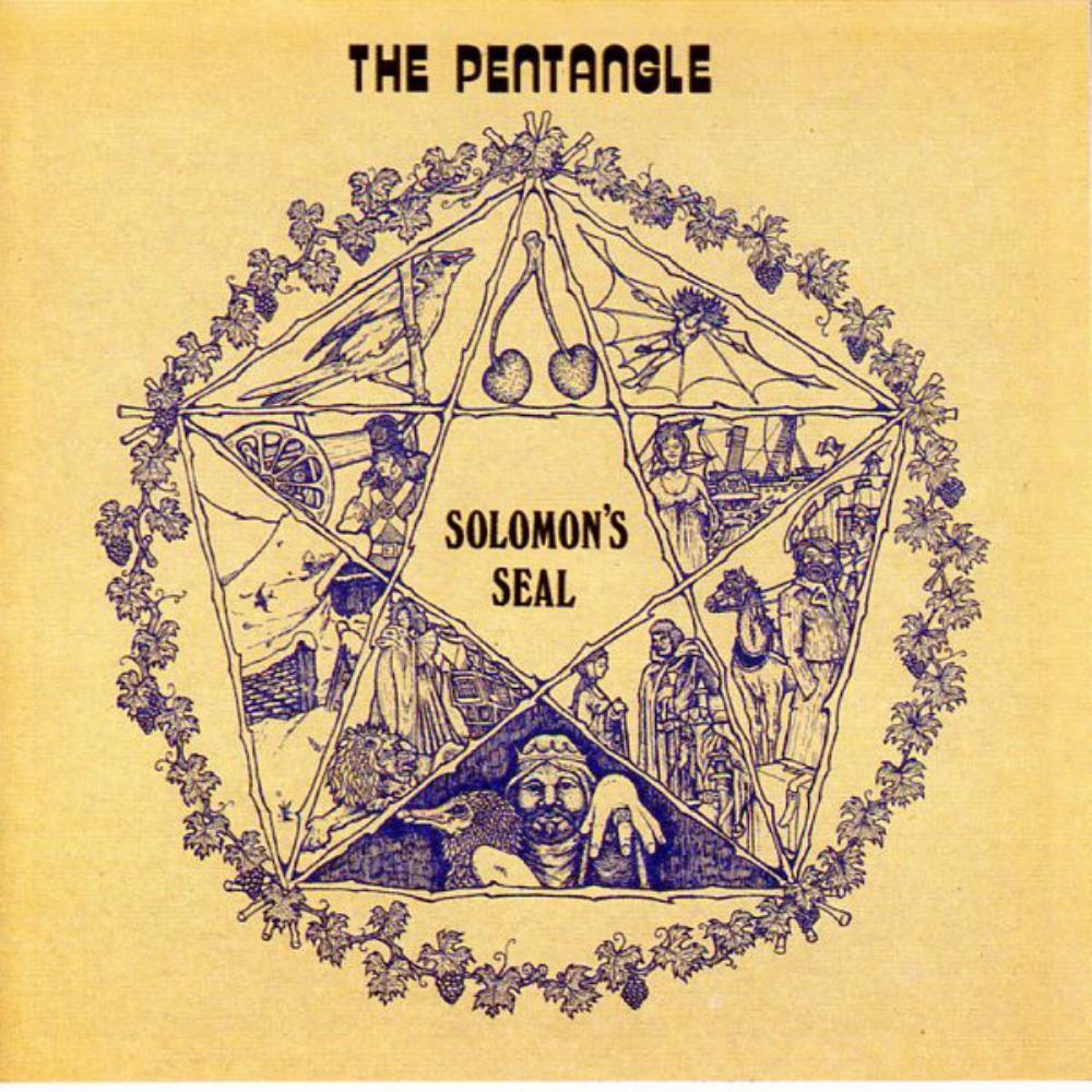Solomon's Seal by PENTANGLE, THE album cover