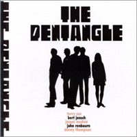 The Pentangle by PENTANGLE, THE album cover