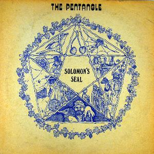 The Pentangle Solomon's Seal album cover