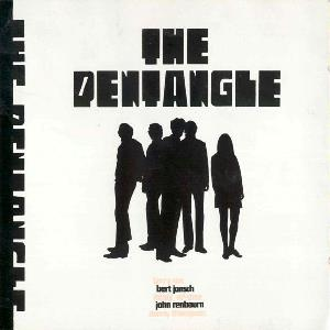 The Pentangle - The Pentangle CD (album) cover