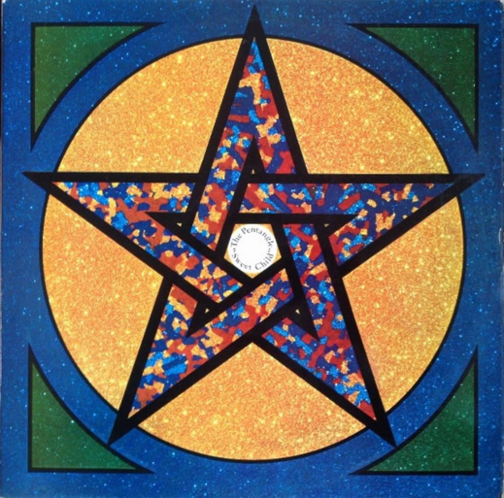 The Pentangle Sweet Child album cover