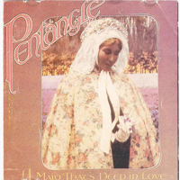 The Pentangle A Maid Deep In Love album cover