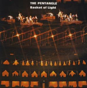 The Pentangle - Basket Of Light CD (album) cover