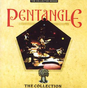 The Pentangle The Collection album cover