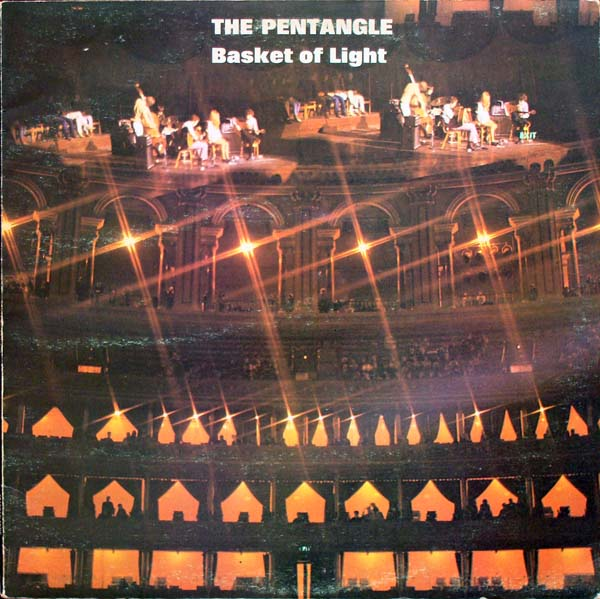 The Pentangle Basket Of Light album cover