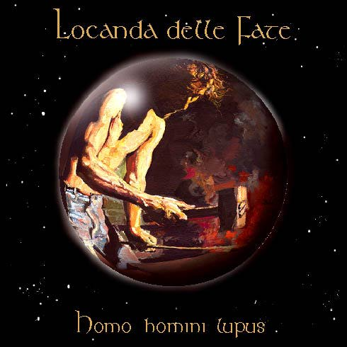 Locanda delle Fate - Homo Homini Lupus CD (album) cover