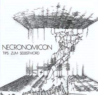 Necronomicon - Tips Zum Selbstmord CD (album) cover