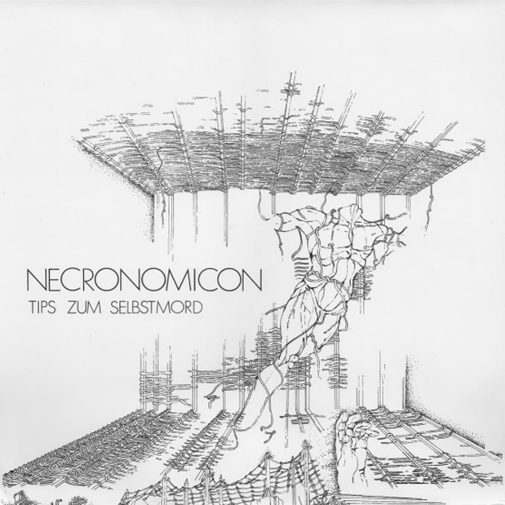Tips Zum Selbstmord by NECRONOMICON album cover