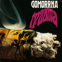 Gomorrha - Trauma CD (album) cover