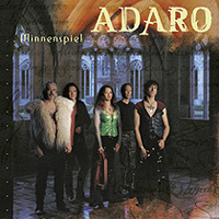 Minnenspiel  by ADARO album cover