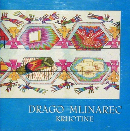 Krhotine by MLINAREC, DRAGO album cover