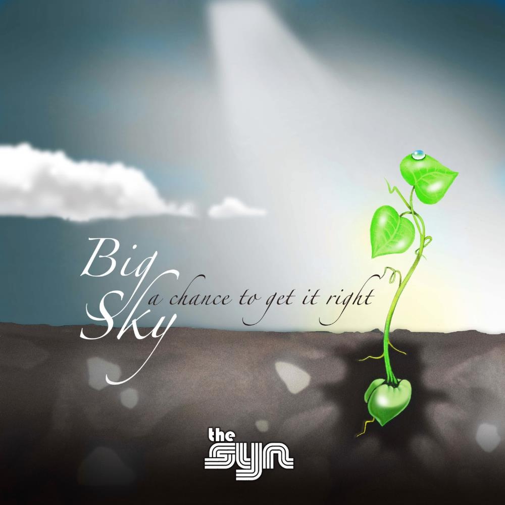 Big Sky - A Chance To Get It Right by SYN, THE album cover