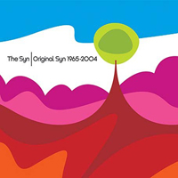 The Syn - The Syn, Original Syn 1965-2004 CD (album) cover